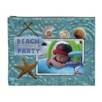 Beach XL Cosmetic Bag - Cosmetic Bag (XL)