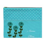 Cosmetic Bag (XL) - Aqua Dreams