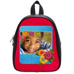 I love school-School Bag (small)