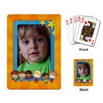 Friends/School--playing cards (single) - Playing Cards Single Design (Rectangle)