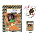 Monsters/Smile--playing cards (single) - Playing Cards Single Design (Rectangle)
