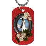 Love/Blessings/Vintage-Dog tag (2 sides) - Dog Tag (Two Sides)