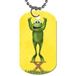 Neal Dog Tag* - Dog Tag (Two Sides)