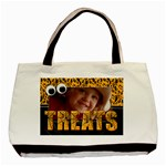 Trick or Treat/ Halloween- Classic Tote Bag (2 sides) - Basic Tote Bag (Two Sides)