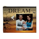Dream and Hope XL Cosmetic Bag - Cosmetic Bag (XL)