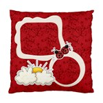 bugs pillow - Standard Cushion Case (Two Sides)