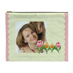 flowers kids - Cosmetic Bag (XL)