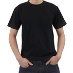 Shiloh Security Shirt - Men s T-Shirt (Black) (Two Sided)