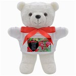 Bleeding Heart Bear - Teddy Bear