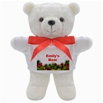 Personalised Christmas Bear - Teddy Bear