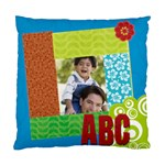 Abc kids - Standard Cushion Case (Two Sides)