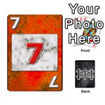Jarden Uno 2 - Playing Cards 54 Designs (Rectangle)