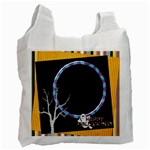 Not So Scary Trick or Treat Bag 2 - Recycle Bag (One Side)