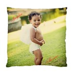 mommy Pillow case - Standard Cushion Case (Two Sides)