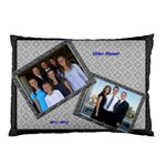 J.T. s Mission Pillowcase 2011 - Pillow Case (Two Sides)