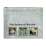 Loves of my Life Bag - Cosmetic Bag (XL)