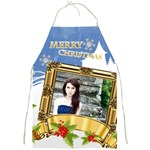 merry christmas - Full Print Apron