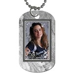 Janie - Dog Tag (Two Sides)
