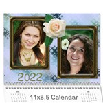 A Little Fancy 2020 (any Year) Calendar - Wall Calendar 11  x 8.5  (12-Months)