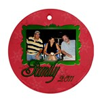3willkids - Ornament (Round)