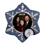 family 2009 - Ornament (Snowflake)
