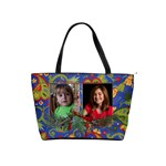 Christmas/Paisley--Classic Shoulder Handbag