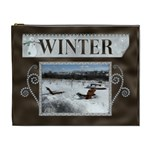 Winter XL Cosmetic Bag - Cosmetic Bag (XL)