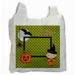 Recycle Bag (One Side): Halloween7