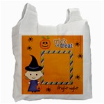 Recycle Bag (One Side): Halloween8