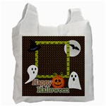 Recycle Bag (One Side): Halloween13