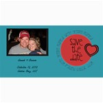 Save The Date PhotoCard - 4  x 8  Photo Cards
