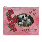 Cosmetic Bag (XL) : Together
