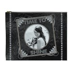 Time to Shine XL Cosmetic Bag - Cosmetic Bag (XL)