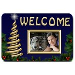 Welcome christmas Large door Mat - Large Doormat