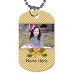Dog Tag (Two Sides): Simple Joys1