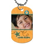 Dog Tag (Two Sides): Cool Dude