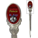 Love Laughter Letter Opener