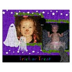 Halloween Puzzle - Jigsaw Puzzle (Rectangular)