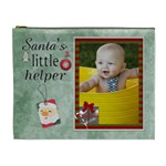 Santas Little Helper XL Cosmetic Bag - Cosmetic Bag (XL)