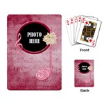 Holiday Melodies Playing Cards 2 - Playing Cards Single Design (Rectangle)