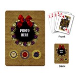 Lone Star Holidays Playing Cards 3 - Playing Cards Single Design (Rectangle)