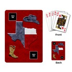 Lone Star Holiday Playing Cards 4 - Playing Cards Single Design (Rectangle)