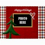 Lone Star Holidays Card 1 - 5  x 7  Photo Cards
