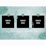Holiday Melodies Card 1 - 5  x 7  Photo Cards