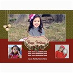 5x7 Photo Cards: Happy Holidays3 - 5  x 7  Photo Cards