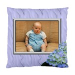 Lilac Delight (2 sided) Cushion - Standard Cushion Case (Two Sides)