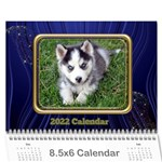Showcase 2019 (any Year) Calendar 8.5x6 - Wall Calendar 8.5  x 6