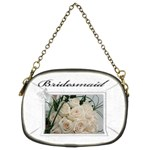 Bridesmaid (2 sided ) purse - Chain Purse (Two Sides)