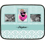 Payton - Fleece Blanket (Mini)