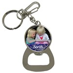 Named Bottle Opener Key Chain